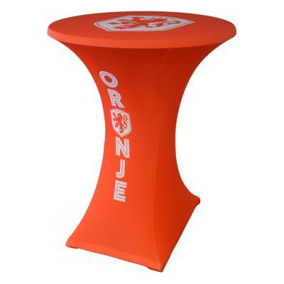 Cocktail table cover Design Oranje