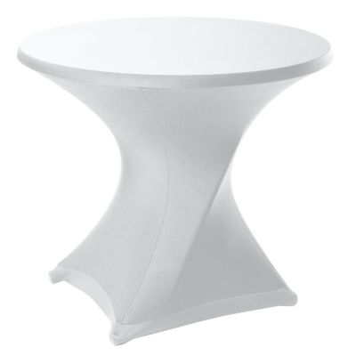 Bistro Tablecover Stretch Delight Round