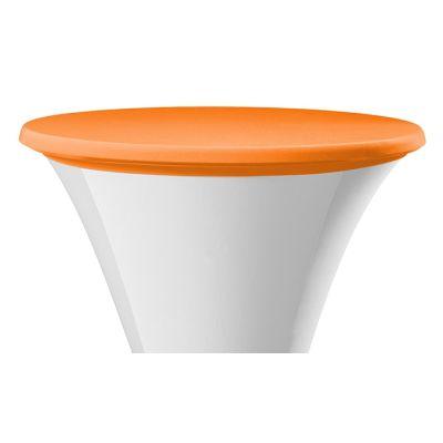 Topcover stretch E-J Ø70cm Orange (127)