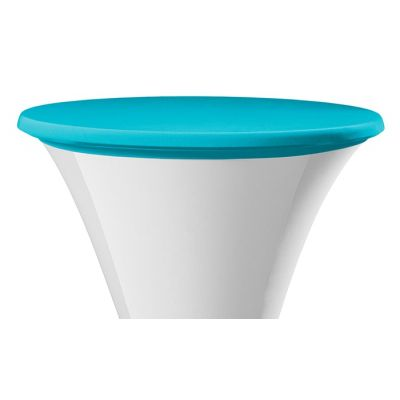 Topcover stretch round for cocktail tables