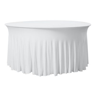 Tablecover Stretch Grandeur Round