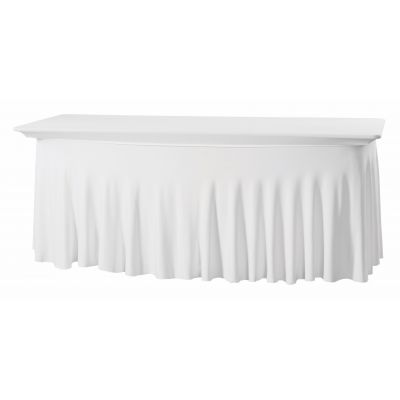 Tablecover Stretch Grandeur Rectangular 183x76x73cm