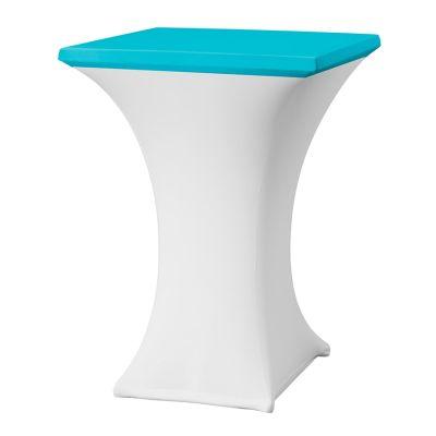 Tischplatten Bezug Stretch Quadratisch