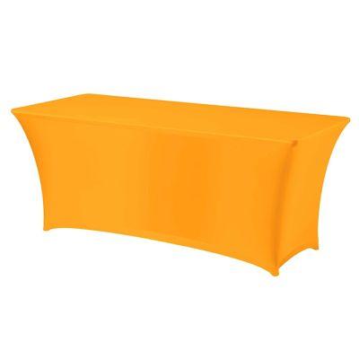 Table cover Symposium E-J incl. top 183x76x73cm Orange (127)