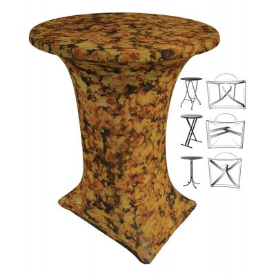 Cocktail table cover Design Autumn