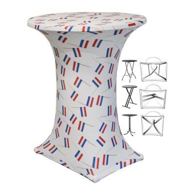 Cocktail table Design Flag