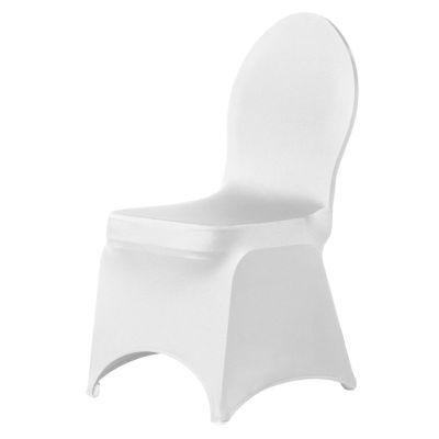 Chaircover stretch Eminence E-J White (121)