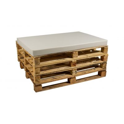 Pallet pillow including foam president